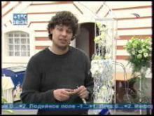 Embedded thumbnail for Мастер-класс по свадебной флористике в Петропавловской крепости